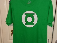 DC Comics Original Green Lantern T Shirt
