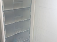 Standing freezer with draws