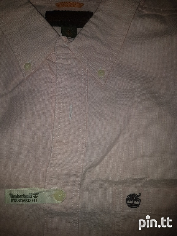 Original Timberland men shirt-2