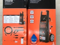 Power washer Black and Decker