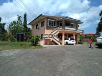 Two storey house privately located on half acre