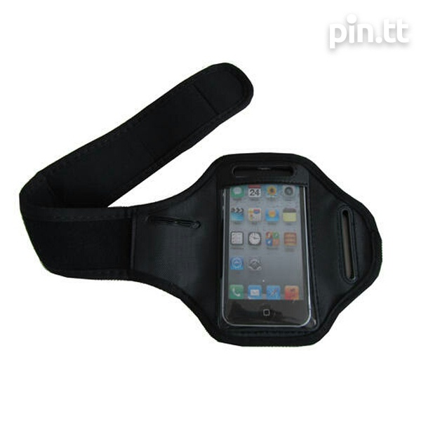 iPhone 5/5s/5c Sport Armband Case Phone Holder, 10/10-3