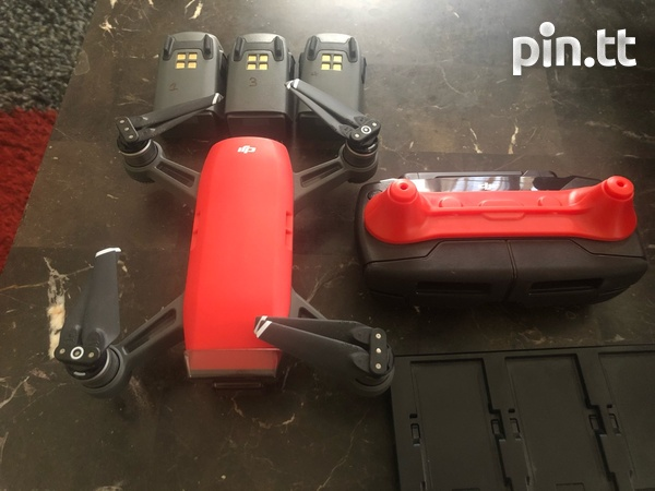 Dji Spark Fly More Combo Plus Accessories-4