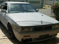 Nissan Laurel, 1993, PBD