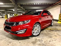 Kia Optima, 2012, PCX
