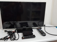 Smart TV with Android Box