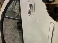 Rear Door Shell - NZE121- Wagon..NZE141..NT30..N16..Y12..Tiida