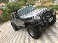Jeep Wrangler, 2019, not licensed
