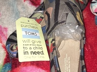 Size 6 toms