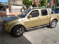 Nissan Frontier, 2001, TCB