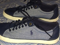 Brand new Ralph Lauren polo shoes