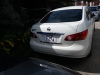 Nissan Sylphy, 2010, PCP