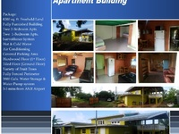 Fully furnished apartment building, Crown Point