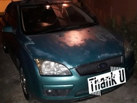 Ford Focus, 2007, PCE