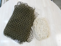 Decorative Fish Net Brown