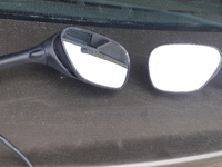Motocycle rearview mirrors