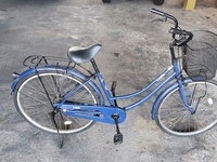 Used Japanese bicycle