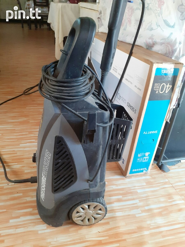 BE electric pressure washer-3