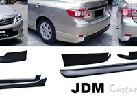 NZE141 2011 Corolla Local Model Body Kit