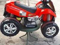 Kids motorcycle toy
