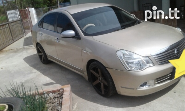Nissan Bluebird, 2006, PCS-8