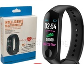 Smart Watch with Heart Rate, Blood Pressure, WhatsApp, FB Messenger