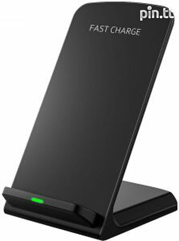 Wireless Fast Charging Stand, Qi Standard, Brand New in Box-3
