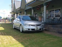 Honda Civic, 2007, PDA