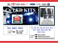 LED KITS FOR ALL TYPES OF VEHICLES