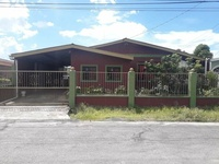 Couva Affordable 3 Bedroom Home
