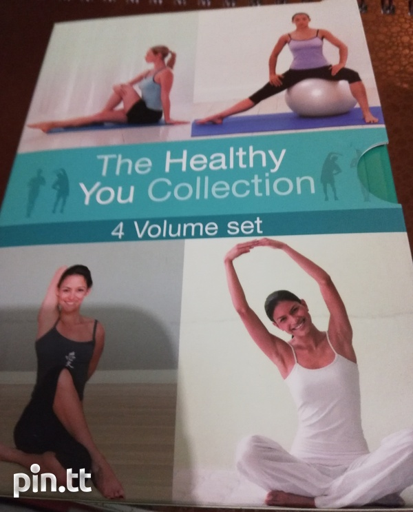 Healthy Book Collection - 4 books-1
