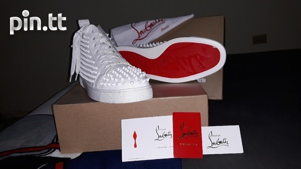 Christian Louboutin Paris Red Bottoms Mens Size 10-1