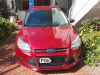 Ford Focus, 2014, PDE