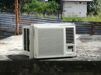 Goldstar Air conditioner unit