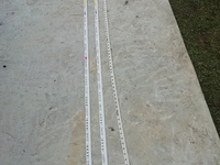 Tile edging strips