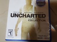 PS4 Uncharted Nathan Drake Full Collection