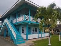 Property located in Alfred Crescent Crown Point Tobago.