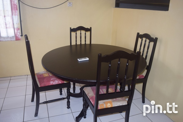 Couva 2 bedroom furnished apartment-6