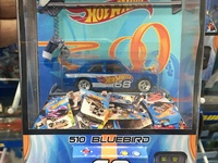 Hot Wheels Datsun Bluebird 510 Signed