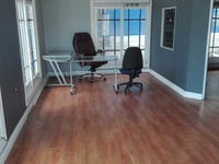 Office space of 700 sq ft