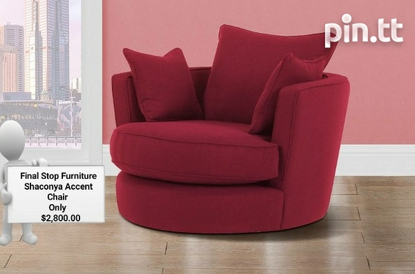 Shaconya Accent Chair