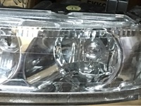 Head lights pair