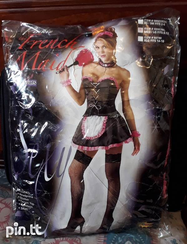 French maid outfit-1
