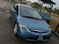 Honda Civic, 2006, pcc
