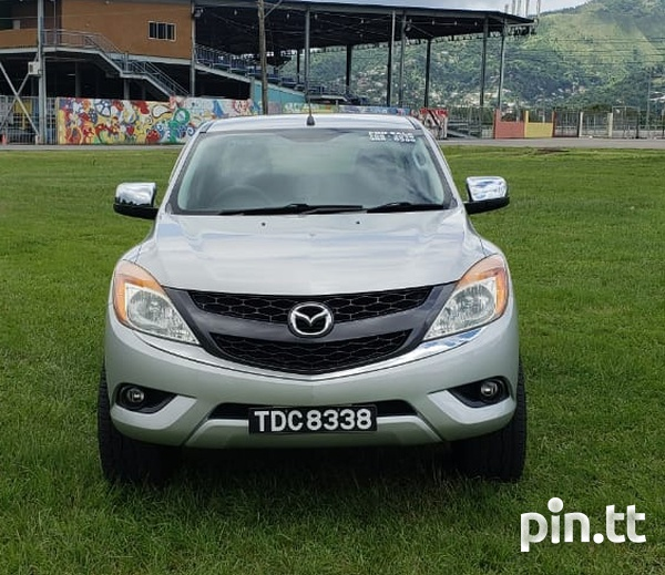 Mazda BT-50 Pickup, 2014, PDC-2