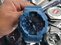 Denim g shock