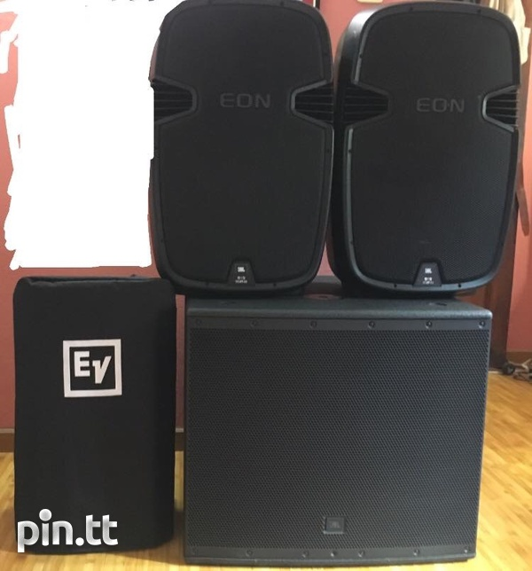 Dj services and sound system rentals-7