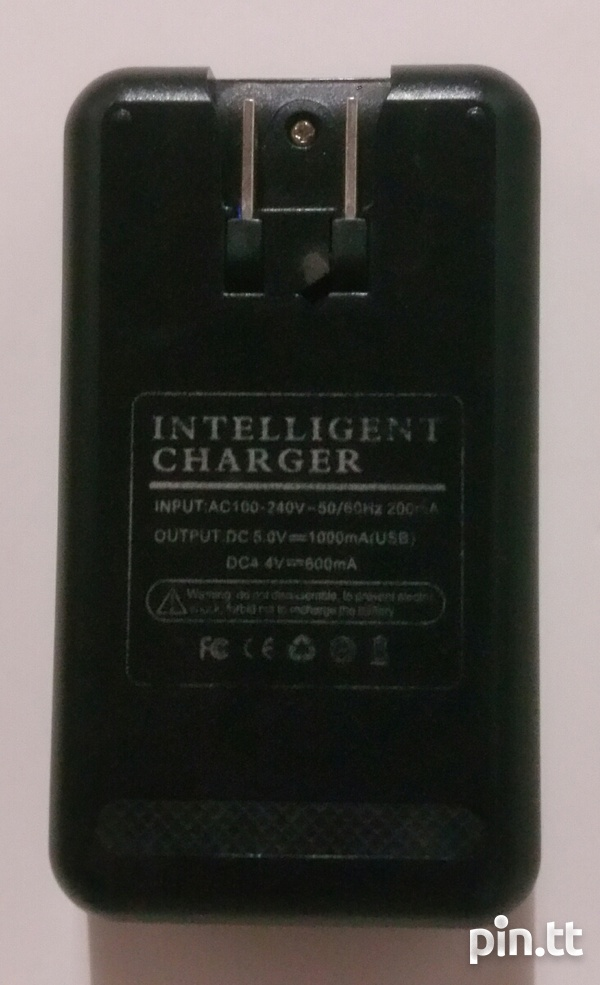 Battery together with Intelligent Charging Kit for Samsung Galaxy S5-2