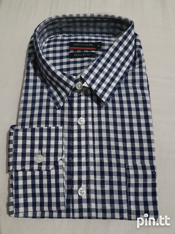 New Men's long sleeve shirt XL