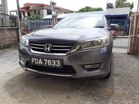 Honda Accord, 2012, PDA
